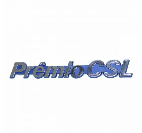 "EMBLEMA FIAT ""PREMIO CSL""..."